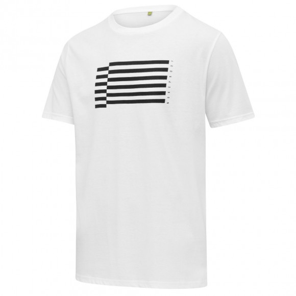 Tricou Nukeproof Flag White