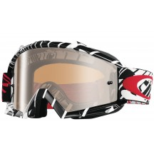 Ochelari Oakley Proven Mx Skull Rushmore Red Black Special Edition