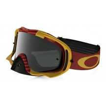 Ochelari Oakley Crowbar Mx Flight Series Red Yellow