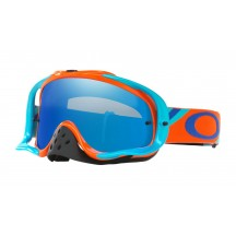 Ochelari Oakley Crowbar Mx Heritage Orange Blue