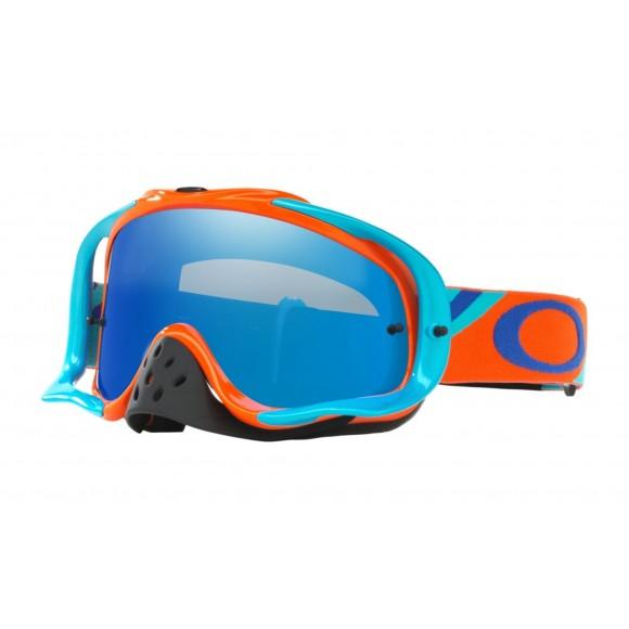 Ochelari Oakley Crowbar Mx Heritage Orange Blue