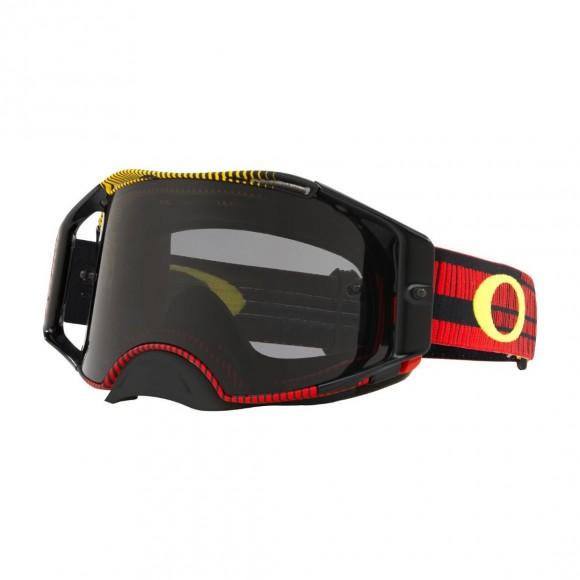 Ochelari Oakley Airbrake Mx Frequency Red Yellow