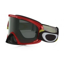 Ochelari Oakley O Frame 2 Mx Heritage Racer Red  / Lentila Dark Grey