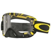 Ochelari Oakley O Frame 2 Mx Intimidator Gunmetal Yellow  / Lentila Clara