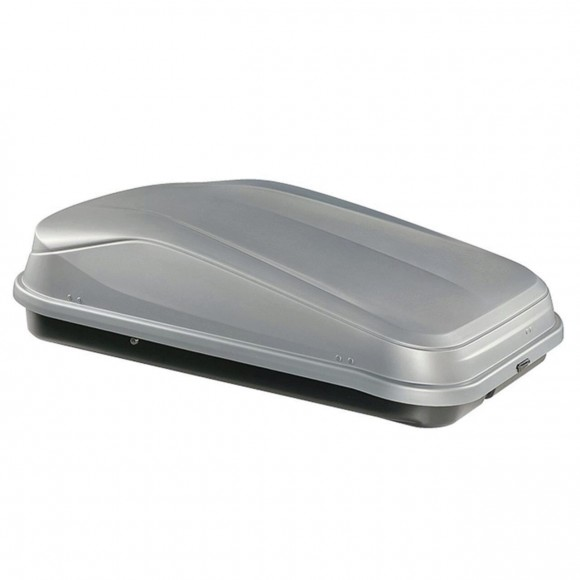 Cutie portbagaj Aleo EasyLine 420 Gri Mat
