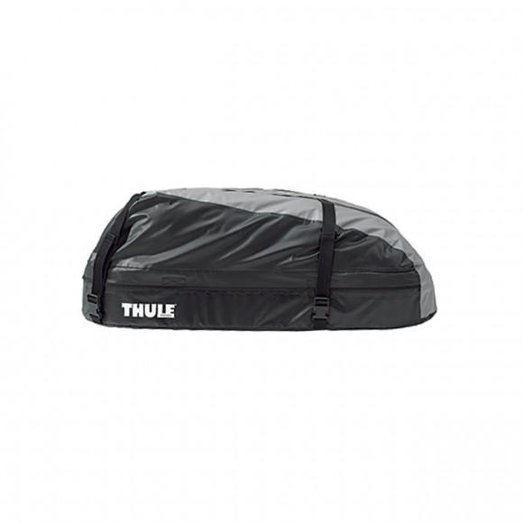 THULE RANGER 90 BLACK-SILVER-GREY Cutie portbagaj pliabila