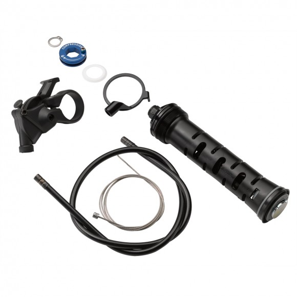RockShox Upgrade remote kit Tora XC / Recon Silver