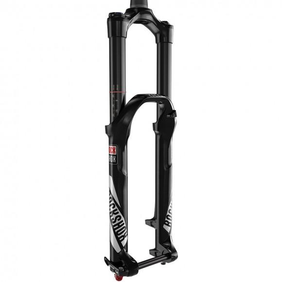"Furca Bicicleta RockShox 2020 YARI RC 29"" DeBonAir 170mm BOOST 15x110mm Tapered Diffusion Black Stealth"