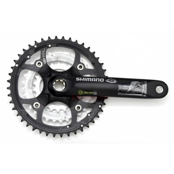 Angrenaj Bicicleta Shimano FC-M470