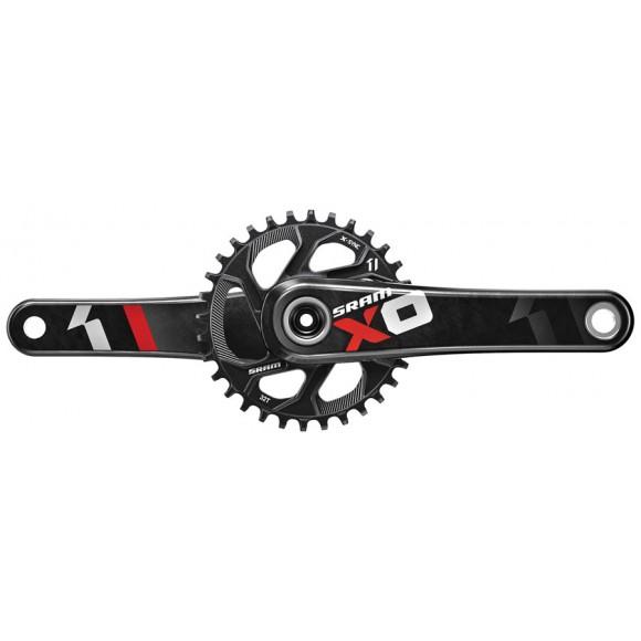 Angrenaj Bicicleta Sram X01 X-Sync Fara Foaie