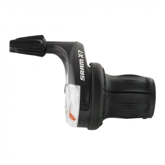 Manete schimbator Sram X7 Twister-Gripshift 9x3