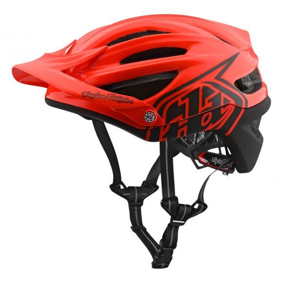 Casca Bicicleta Troy Lee Designs A2 Mips Decoy Orange