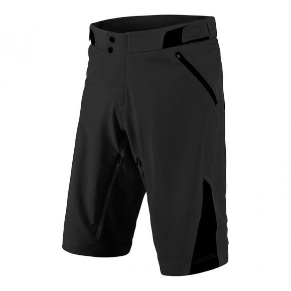 Pantaloni Scurti Bicicleta Troy Lee Designs Ruckus Black
