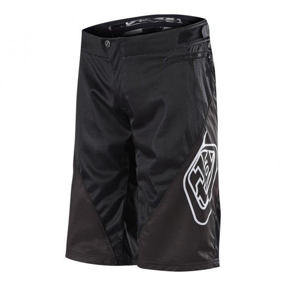 Pantaloni Scurti Bicicleta Troy Lee Designs Sprint Black 2018