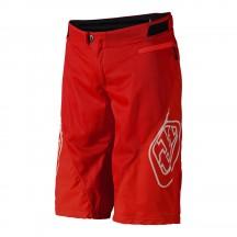 Pantaloni Scurti Bicicleta Troy Lee Designs Sprint Red