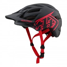 Casca Bicicleta Troy Lee Designs A1 Drone Black / Red 2019