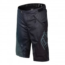 Pantaloni Scurti Bicicleta Troy Lee Designs Sprint 50/50 Black 2017