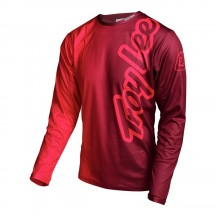 Tricou Bicicleta Troy Lee Designs Sprint 50/50 Red 2017