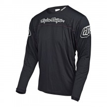 Tricou Bicicleta Troy Lee Designs Sprint Black