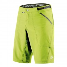 Pantaloni Scurti Bicicleta Troy Lee Designs Skyline Flo Yellow