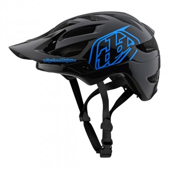 Casca Bicicleta Troy Lee Designs Copii A1 Drone Black / Blue