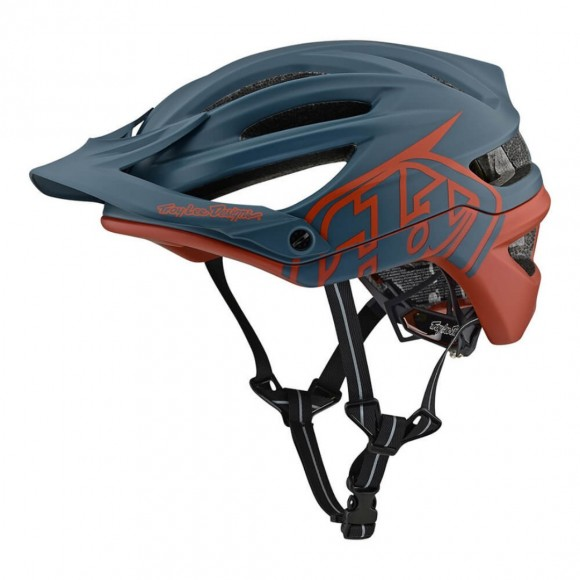 Casca Bicicleta Troy Lee Designs A2 Mips Decoy Air Force Blue / Clay