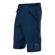 Pantaloni Scurti Bicicleta Troy Lee Designs Skyline Shell Navy