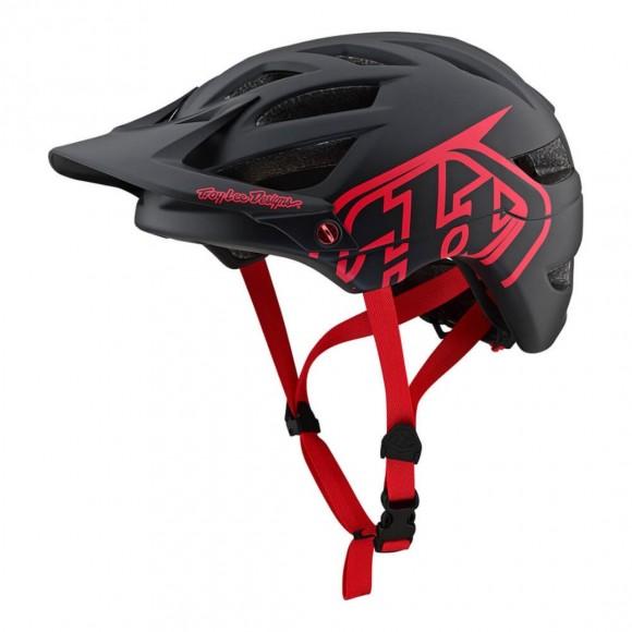 Casca Bicicleta Troy Lee Designs A1 Drone Black / Red