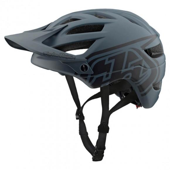 Casca Bicicleta Troy Lee Designs A1 Drone Gray / Black