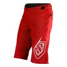 Pantaloni Scurti Bicicleta Troy Lee Designs Sprint Red
