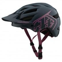 Casca Bicicleta Troy Lee Designs A1 Drone Gray / Pink 2020