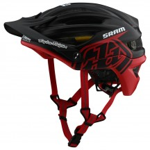 Casca Bicicleta Troy Lee Designs A2 Mips Decoy Sram Black / Red 2020