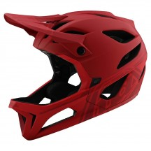 Casca Bicicleta Troy Lee Designs Stage Mips Stealth Red 2020