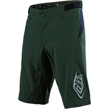 Pantaloni Scurti Bicicleta Troy Lee Designs Flowline Green Cu Bazon 2020