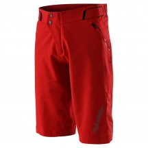 Pantaloni Scurti Bicicleta Troy Lee Designs Ruckus Red 2020