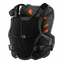 Armura Troy Lee Designs Rockfight CE Cest Protector Solid Black