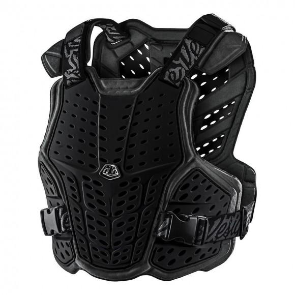 Armura Troy Lee Designs Rockfight Cest Protector Solid Black