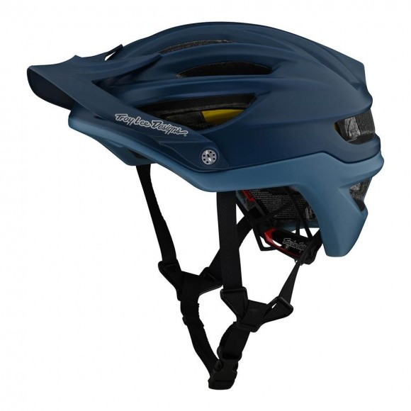 Casca Bicicleta Troy Lee Designs A2 Mips Decoy Smokey Blue