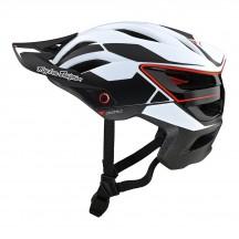 Casca Bicicleta Troy Lee Designs A3 Mips Proto White 2021