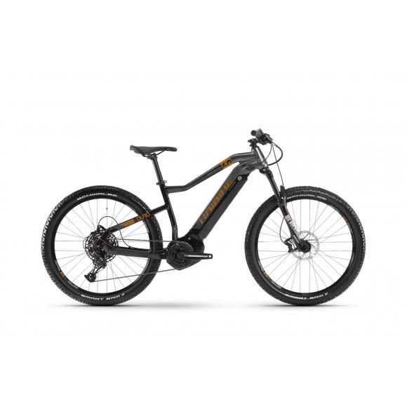 e-bike Haibike SDURO HardSeven 6.0 i500Wh 12-G SX Eagle 2020 YSTS black/titan/bronze