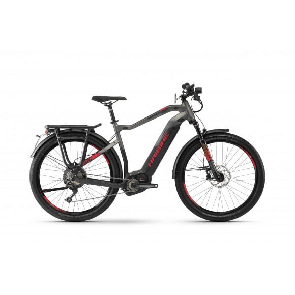 e-bike Haibike SDURO Trekking S 9.0 Men i500Wh 11 XT 2020 BPI black/titan/red matt