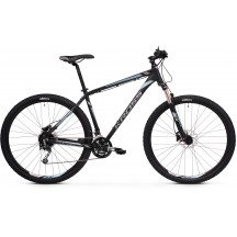Bicicleta Kross Hexagon 8.0 29 black-graphite-steel-matte 2020
