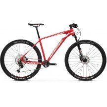 Bicicleta Kross Level 9.0 29 M red-white-glossy 2020