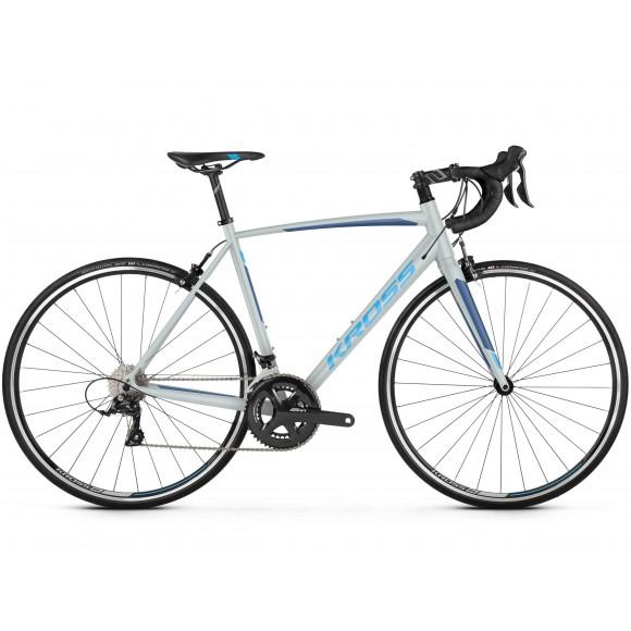Bicicleta Kross Vento 3.0 28 grey-navy blue-blue-glossy 2020