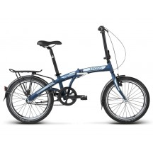 Bicicleta Kross Flex 3.0 navy blue-graphite-matte 2020