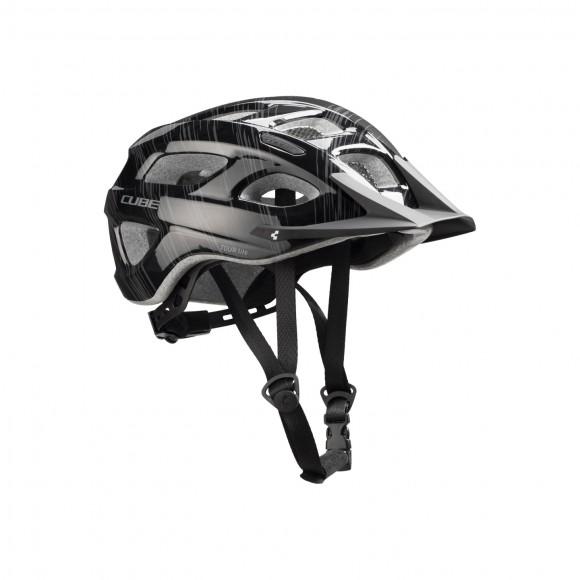 Casca Cube Helmet Tour Lite Black