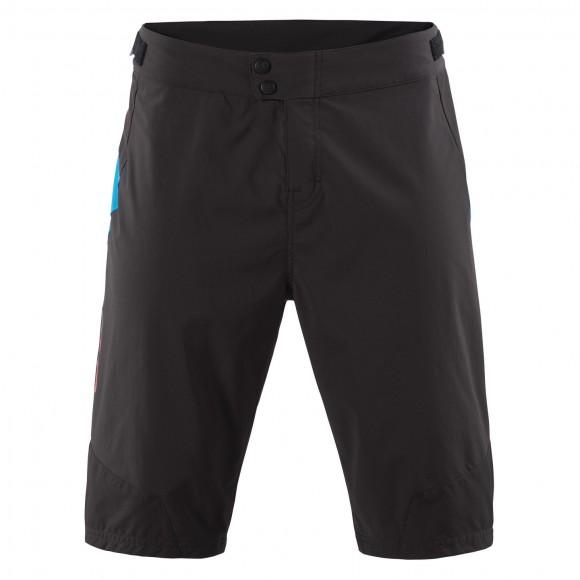 Pantaloni Cube Teamline Shorts Black Blue