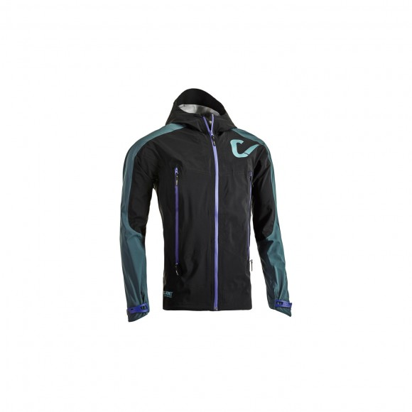 Jacheta Cube Am Storm Jacket Grey Black Blue