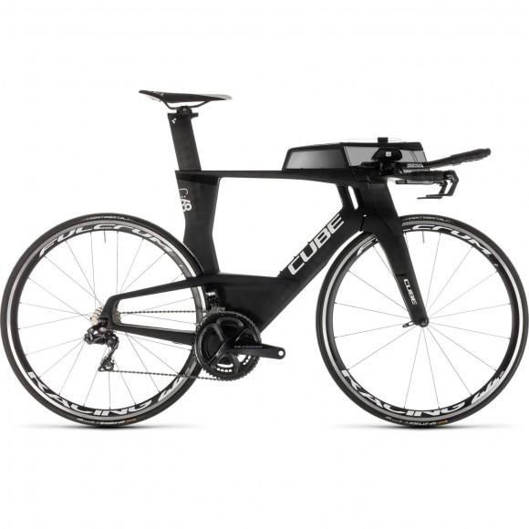 Bicicleta Cube Aerium C:68 Sl Low Carbon White 2019