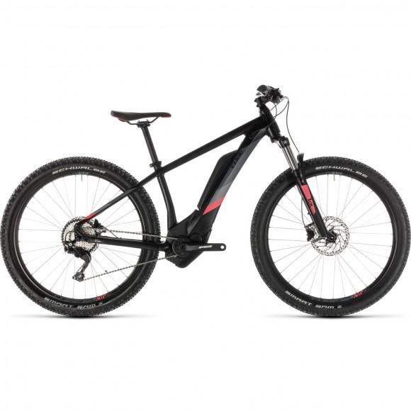 Bicicleta Cube Access Hybrid Pro 500 Black Coral 2019